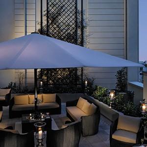 Shangri-La Paris - Terrace2
