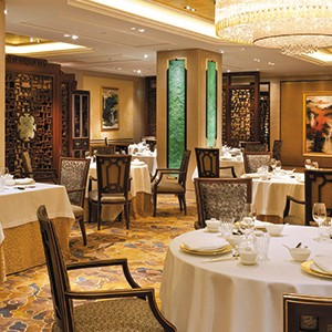 Shangri-La Paris - asian cuisine