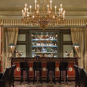 Shangri-La Paris - bar
