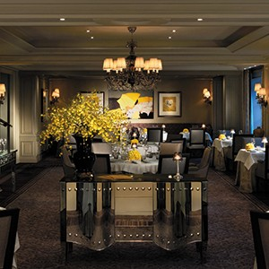 Shangri-La Paris - dining