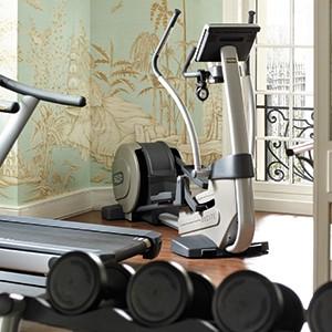 Shangri-La Paris - gym