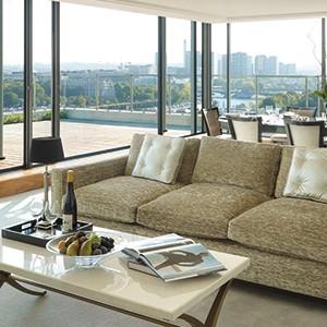 Shangri-La Paris - lounge