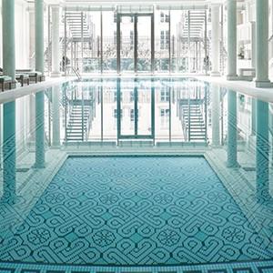 Shangri-La Paris - pool