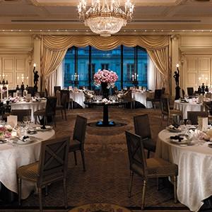 Shangri-La Paris - restaurant