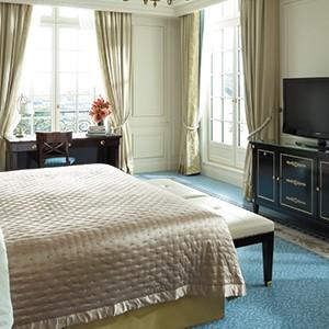 Shangri-La Paris - suite