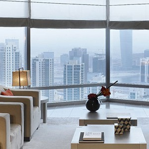Signature Suite - Armani Hotel dubai - Luxury Dubai Holidays