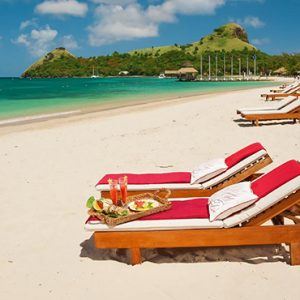 luxury St Lucia holiday Packages Sandals Grande St Lucian Resort Beach 5