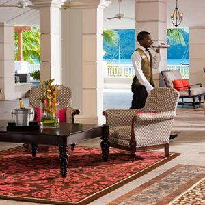 luxury St Lucia holiday Packages Sandals Grande St Lucian Resort Butler 5