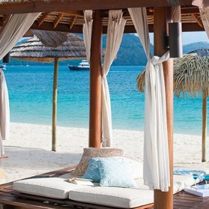 luxury St Lucia holiday Packages Sandals Grande St Lucian Resort Cabana