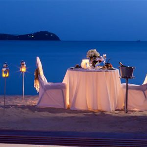 luxury St Lucia holiday Packages Sandals Grande St Lucian Resort Dining 11