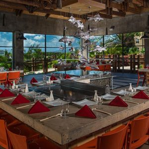 luxury St Lucia holiday Packages Sandals Grande St Lucian Resort Dining 7