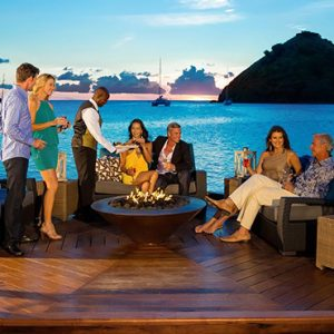 luxury St Lucia holiday Packages Sandals Grande St Lucian Resort Dining 9