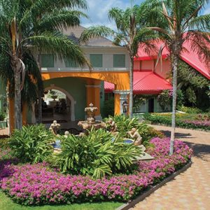 luxury St Lucia holiday Packages Sandals Grande St Lucian Resort Gardens