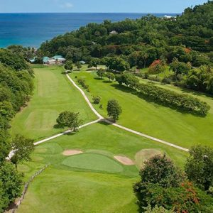luxury St Lucia holiday Packages Sandals Grande St Lucian Resort Golf