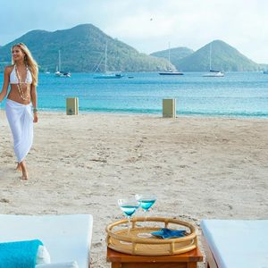 luxury St Lucia holiday Packages Sandals Grande St Lucian Resort Honeymoon
