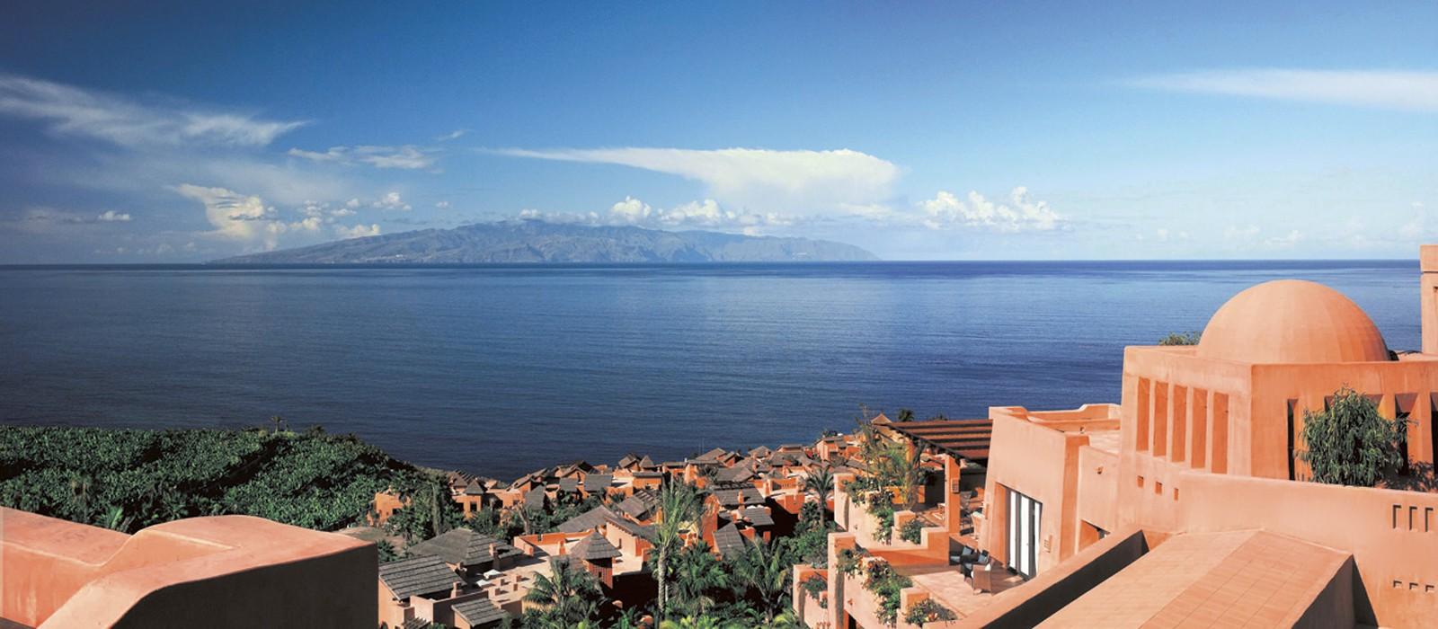 Tenerife holidays - The Ritz Carlton Abama - Header