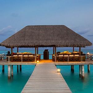 Teppanyaki - Velassaru Maldives - Luxury Maldives Holidays