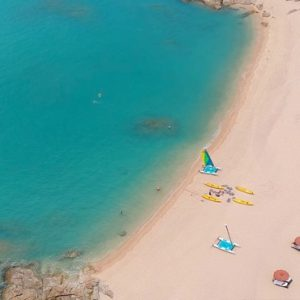 Thailand Honeymoon Packages The Tongsai Bay, Koh Samui Aerial View Of Beach