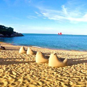 Thailand Honeymoon Packages The Tongsai Bay, Koh Samui Beach3