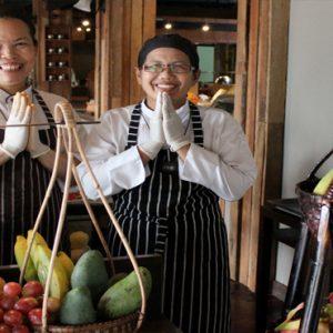 Thailand Honeymoon Packages The Tongsai Bay, Koh Samui Cooking Class