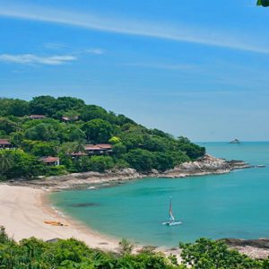Thailand Honeymoon Packages The Tongsai Bay, Koh Samui Hotel Overview