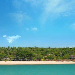 Thailand Honeymoon Packages The Tongsai Bay, Koh Samui Hotel Overview1