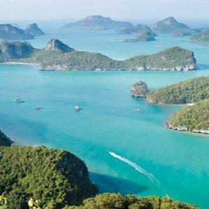 Thailand Honeymoon Packages The Tongsai Bay, Koh Samui Koh Samui Location