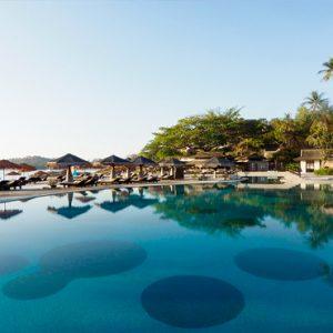 Thailand Honeymoon Packages The Tongsai Bay, Koh Samui Pool1