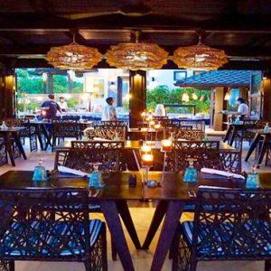Thailand Honeymoon Packages The Tongsai Bay, Koh Samui Restaurants1