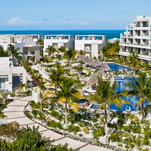 The Beloved Hotel Playa Mujeres - Mexico holiday Packages - Hotel at Day