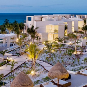 The Beloved Hotel Playa Mujeres - Mexico holiday Packages - Hotel at Night