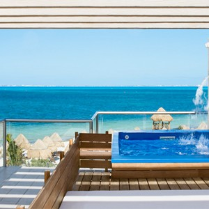 The Beloved Hotel Playa Mujeres - Mexico holiday Packages - rooftop pool