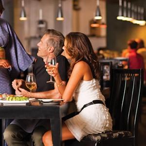 The Crane Barbados - Barbados Luxury Holidays- diner