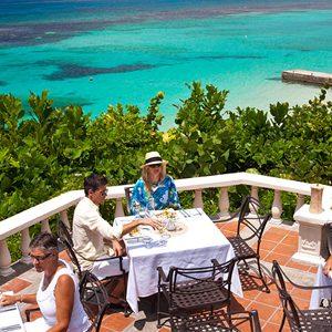 The Reef Terrace Sandals Ochi Beach Resort Jamaica Luxury Jamaica Holidays