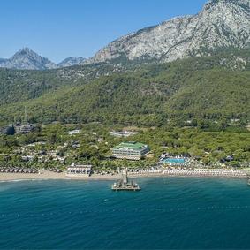 Thumbnail Crystal Nirvana Lagoon Villas Suites & Spa Luxury Turkey Holidays