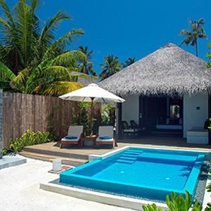 Velassaru Maldives - Beach Villa with Pool - Exterior
