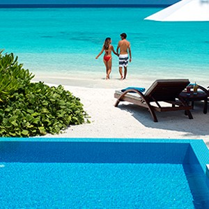 Velassaru Maldives - Beach Villa with Pool - Pool