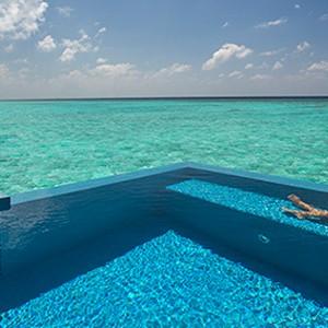 Velassaru Maldives - water Villa with Pool - Pool
