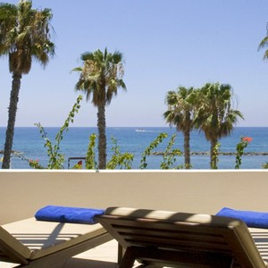 annabelle hotel - Cyprus luxury holidays - balcony view