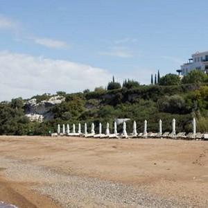 annabelle hotel - Cyprus luxury holidays - beach