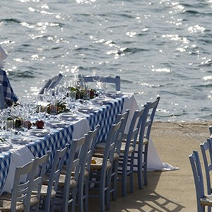 annabelle hotel - Cyprus luxury holidays - beach resturant