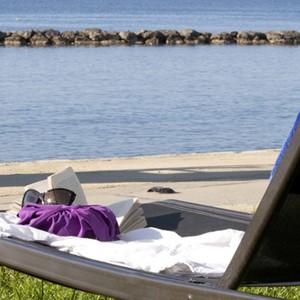 annabelle hotel - Cyprus luxury holidays - beach view