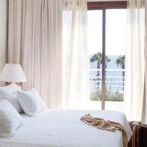 annabelle hotel - Cyprus luxury holidays - bedroom