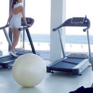 annabelle hotel - Cyprus luxury holidays - gym
