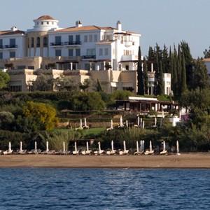 annabelle hotel - Cyprus luxury holidays - hotel exterior