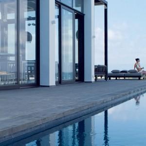 annabelle hotel - Cyprus luxury holidays - infinity pool