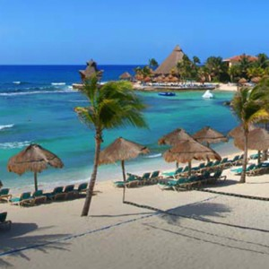 beach 2 - Catalonia Yucatan Beach - Luxury Mexico Holiday Packages