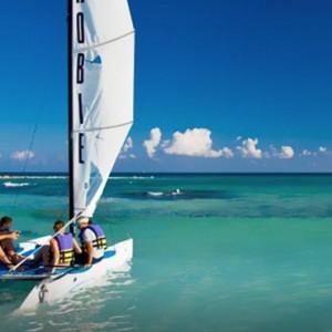 catamaran - Catalonia Yucatan Beach - Luxury Mexico Holiday Packages