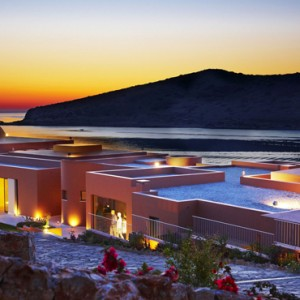exterior - domes of elounda - luxury greece holiday packages