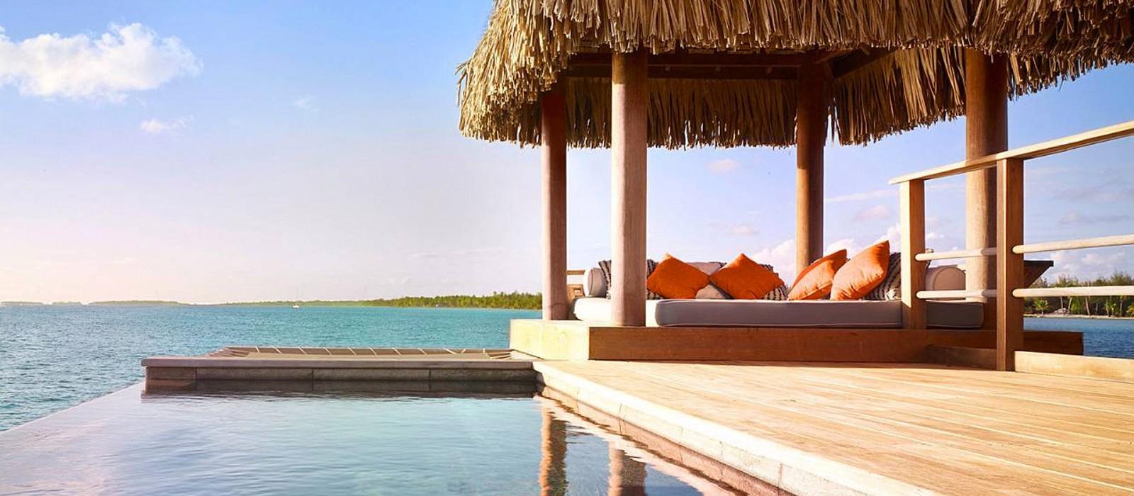 four seasons bora bora - Luxury Bora Bora Holidays - Header
